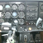 N734QF Dashboard